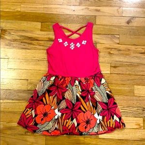 Tropical dress by Gymboree